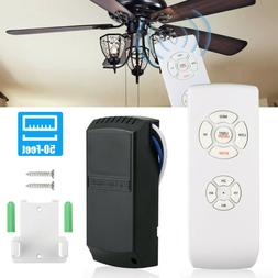 Wireless Timing Remote Control Receiver Universal Ceiling Fa